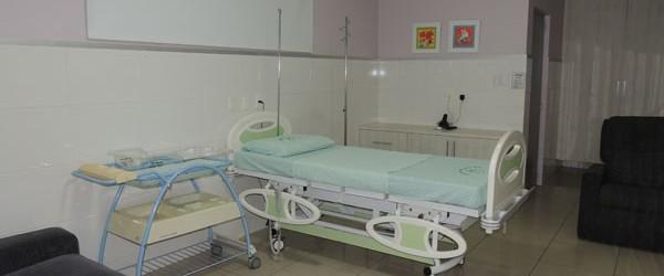Suite Safira 01 - clinica santa fe teresina